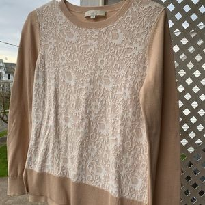 Loft lightweight sweater